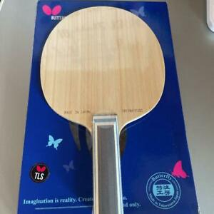 Table Tennis Racket Obsolete Biscara Golden St With Box