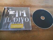 CD Klassik Il Divo - Ancora (11 Song) SONY BMG SYCO MUSIC jc