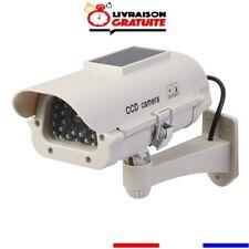 😎 Caméra Surveillance Sans Fil Vision HD Nuit Sécurité Extérieur Solaire Neuf