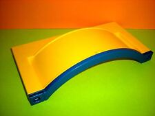 ♥Playmobil♥ Ersatzteil Dach Vordach gelb unbeklebt für Post 4400
