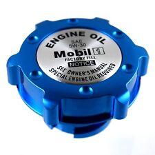 Blue Oil Cap Filler Racing Billet Aluminum Fits LS1 LS2 LS3 LS6 Mobile One