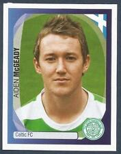 PANINI UEFA CHAMPIONS LEAGUE 2007-08- #123-CELTIC-AIDEN McGEADY