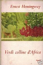 Ernest Hemingway# VERDI COLLINE D'AFRICA # Einaudi 1953