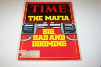 MAY 16 1977 TIME MAGAZINE - MAFIA - GUNS