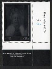 JERSEY 2012 MNH £10 HOLOGRAMM STAMP