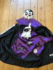 Boys Vampire/Dracula costume Age 5-6  Halloween Fancy Dress, Vampire, Dracula