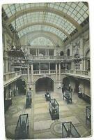 BRISTOL - INTERIOR OF ART GALLERY Postcard