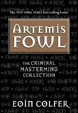Artemis Fowl : The Criminal MasterMind 3 book set by Eoin Colfer (Paperback 2005
