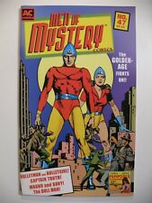 Men of Mystery #47 AC Comics 2004