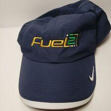 73b5aa8fad12e Nike Golf Fuel2 Adjustable Strapback Baseball Cap Blue Hat
