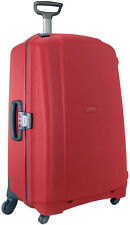 """Samsonite F'Lite GT 31"""" Spinner Upright Luggage Suitcase - Red"""