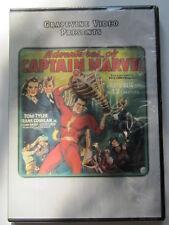 """ADVENTURES OF CAPTAIN MARVEL(1941) """"BRAND NEW """"(TOM TYLER) GRAPEVINE RELEASE"""