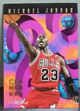 Michael Jordan card Crunchers 95-96 Hoops #1