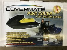 2001-2002 Seadoo GTI GTS Jet Ski Covermate Cover Black/Yellow