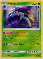 Pokemon 4x NM-Mint Reverse Holo Pokemon Venusaur - 3/73 - Uncommon - Reverse Hol