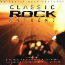 Classic Rock Anthems, Various Artists, New CD