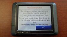 Garmin nuvi 205 Automotive GPS Box B1
