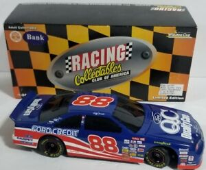 Action Racing Collectables Platinum #88 Dale Jarrett Quality Care BANK 1:24
