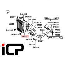 Oil Cooler Mount Bracket MR281610 Fits: Mitsubishi Lancer Evolution EVO 4 5 6