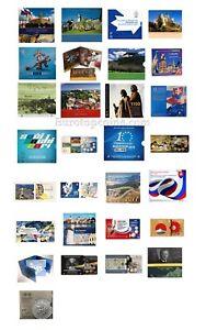 #RM# SET BU OFFICIAL SLOVAKIA (2009-2021) - ALL PIECES - PLEASE CHOOSE