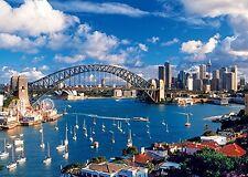 New Trefl Port Jackson, Sydney 1000 Piece Australia Opera House Jigsaw Puzzle