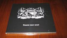 "WRANG ""Domstad Swart Metael"" CD  akitsa orodruin"