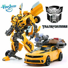 ELECTRONIC TRANSFORMERS BUMBLEBEE MECHTECH LEADER CLASS ACTION FIGURES CAR TOY