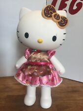 """Hello Kitty Sanrio Poseable Blip Vinyl 12"""" Doll 2013 Action Figure Clothed"""
