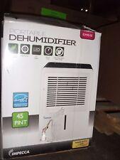Impecca 45-pint Portable Dehumidifier