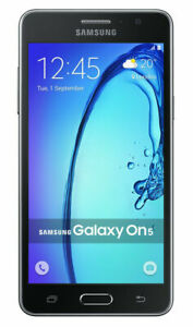 Samsung Galaxy On5 G550T - 8GB - Black (Unlocked) Smartphone