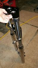 Perse Performance Wide Front End Forks Triple Trees WCC CFL Chopper Harley