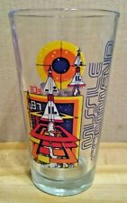 ICUP 2011 Retro Arcade Atari Missile Command 16oz Pint Glass Hard to Find