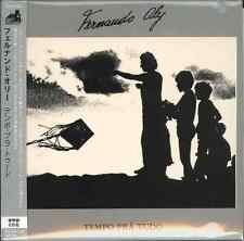 FERNANDO OLY-TEMPO PR & AACUTE; TUDO-JAPAN MINI LP CD F56