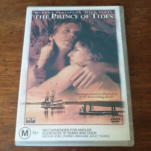 The Prince of Tides DVD R4 Like New! FREE POST