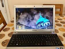 """Fast Samsung RV511 15.6"""" Intel Core i3 350GB HDD 4GB RAM WiFi Webcam Ubunto 18.4"""