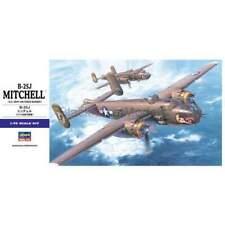 HASEGAWA 1:72 US ARMY AIR FORCE B-25J MITCHELL BOMBER E16 00546