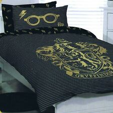 Harry Potter - Gryffindor - Single/US Twin Bed Quilt Doona Duvet Cover Set