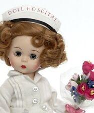 Nurse Wendy 8'' doll by Madame Alexander 66670 NIB includes cap and flowers