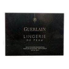 GUERLAIN LINGERIE DE PEAU NUDE POWDER FOUNDATION SPF20-PA++ 10G #05 NIB-G41550