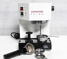 rare vintage Cafe Roma Espresso Prima machine made in Italy