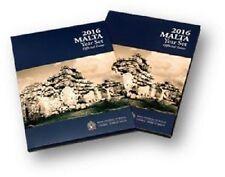 Offizielen KMS MALTA 2016 mit 2 Euro Sondermünze Ggantija + Münzzeichen F