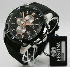 ✅ Herrenuhr Festina F20330/6 Chronograph ✅