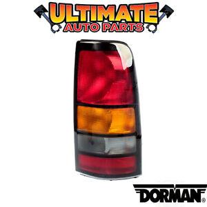 Dorman 1610949 Passenger Side Tail Light Assembly for Select GMC Models