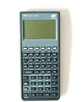 Hewlett Packard 48GX Graphing Calculator 128K RAM *Parts Only* HP 1993, No case