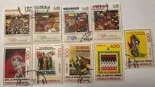 Sellos de Mozambique( Mocambique). 1980