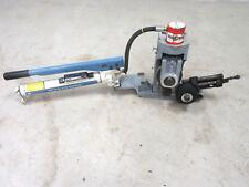 Ridgid 918 Hydraulic Roll Groover 2 12 Capacity Mounts On 300 Pipe Threader