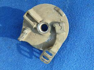 Grundplatte Bremstrommel vorn SMC / Barossa / Kreidler Vorderachse LINKS