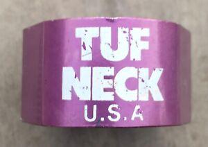 TUF NECK SEAT CLAMP PURPLE BMX