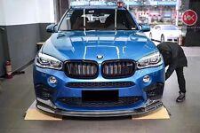 BMW X6M/X5M F85/F86 CARBON FIBER FRONT LIP