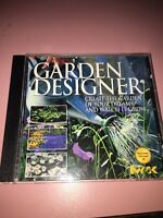 Garden Designer Windows Cd